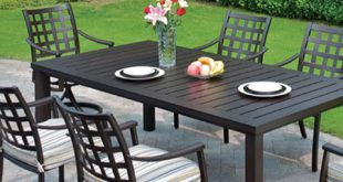 aluminum patio furniture hanamint aluminum outdoor patio furniture HBMDIPZ