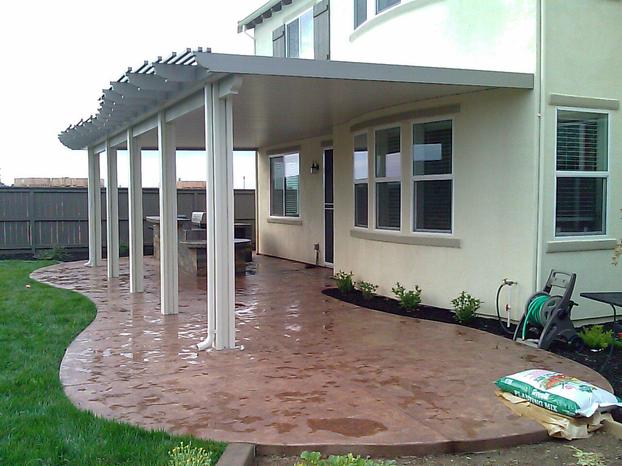 aluminum solid patio covers in sacramento | sacramento patio covers -  contractors, FGSREEY