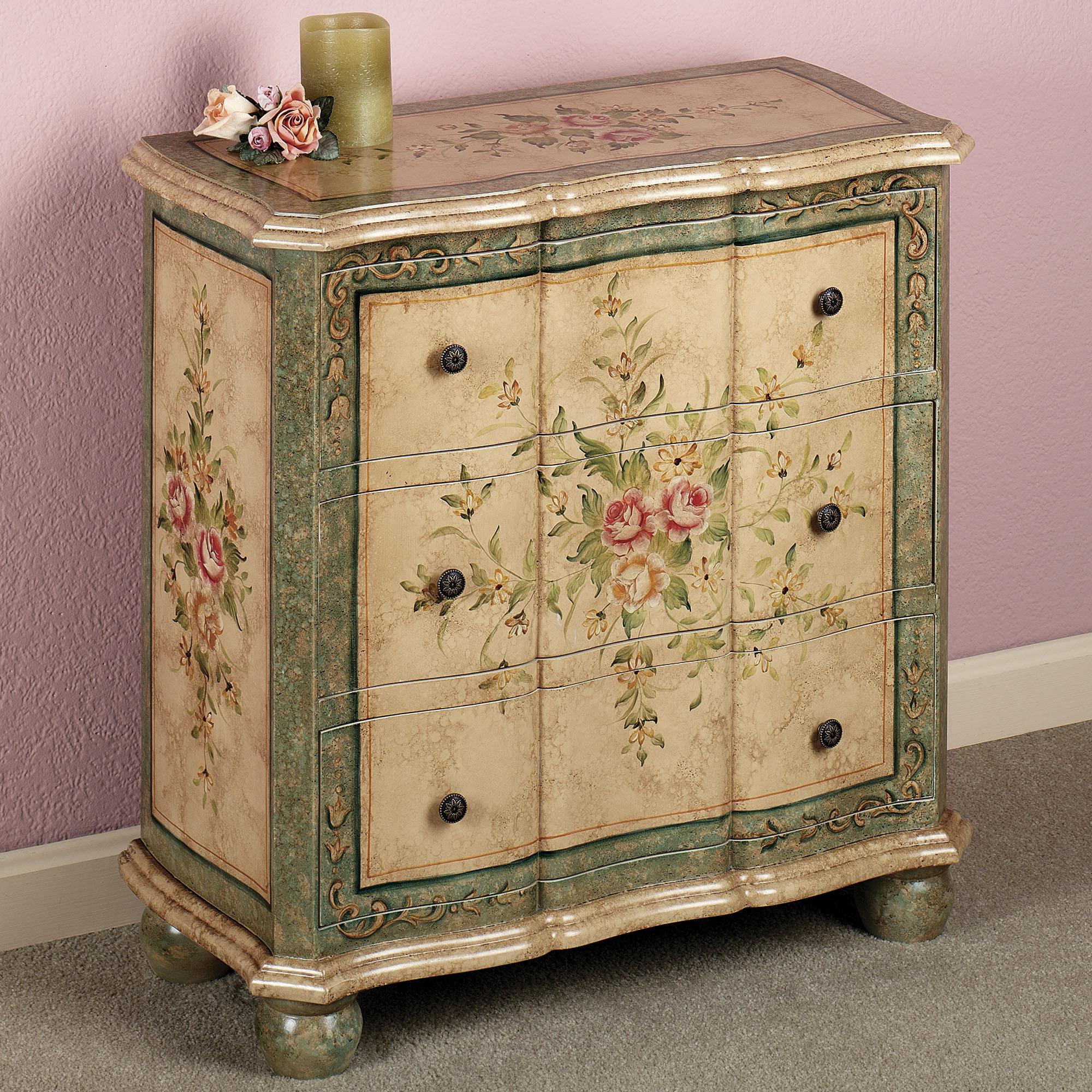 amazing hand painted furniture - goodworksfurniture QCIDDEU