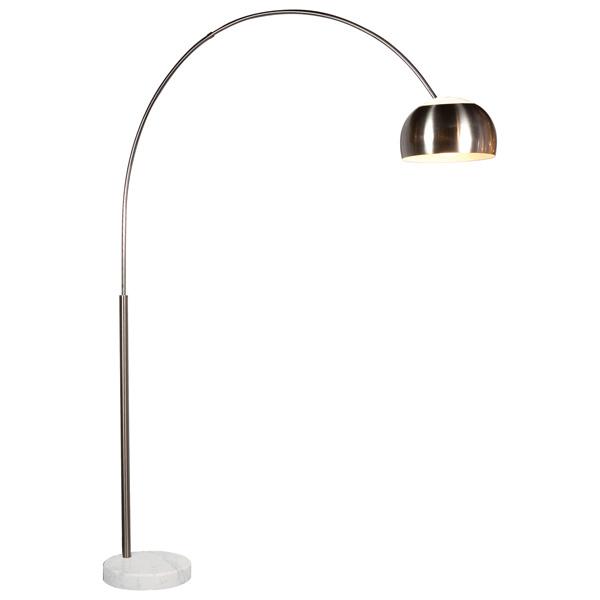 arc floor lamp by sonneman - a way of light | 4096.13g SUYVDRZ