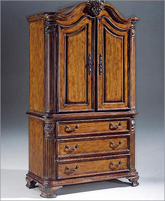 armoire furniture magnussen furniture valenza collection armoire NNLQMZV