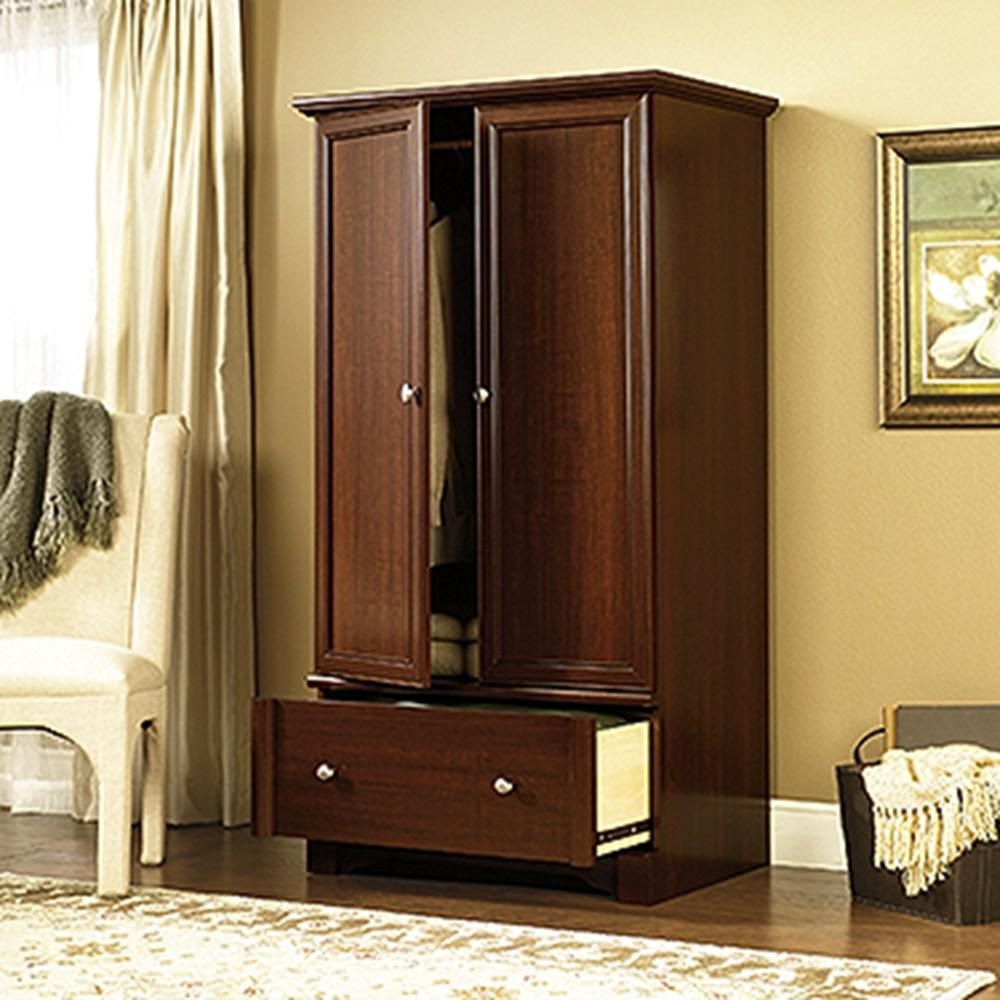 armoire furniture palladia select cherry armoire CVMNLIX