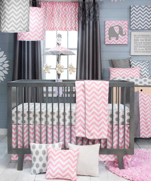 baby bedding for girls girls crib bedding glenna jean VBWXLRW