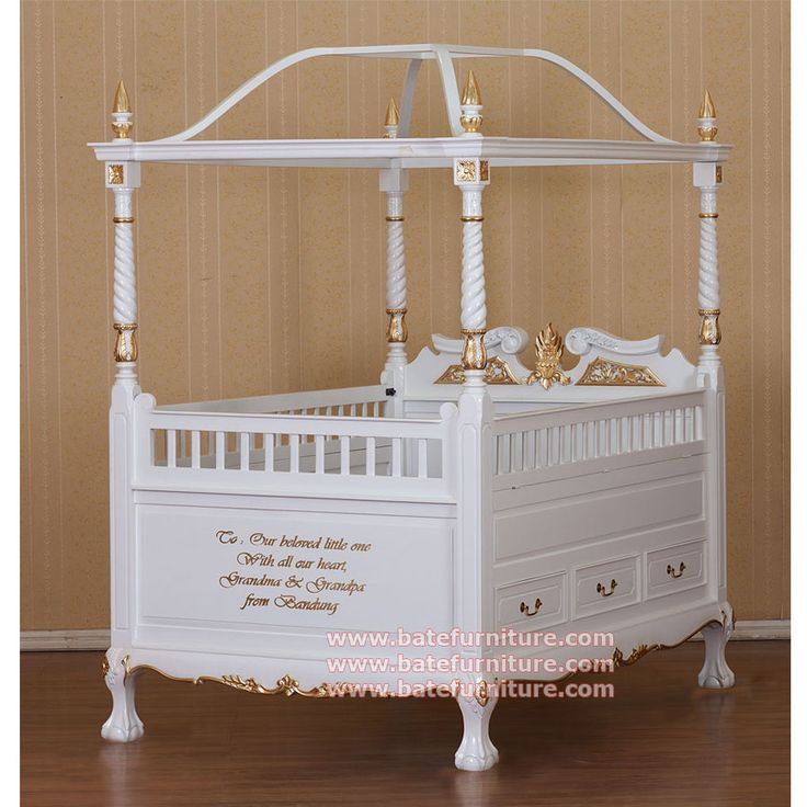 baby beds canopy crib | canopy baby crib for your baby. this white gold TNBMGJA