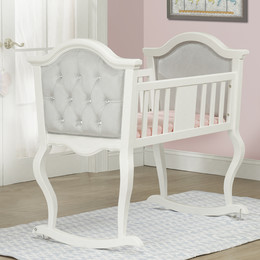 baby nursery furniture cradles u0026 bassinets. nursery storage KCWMXCR