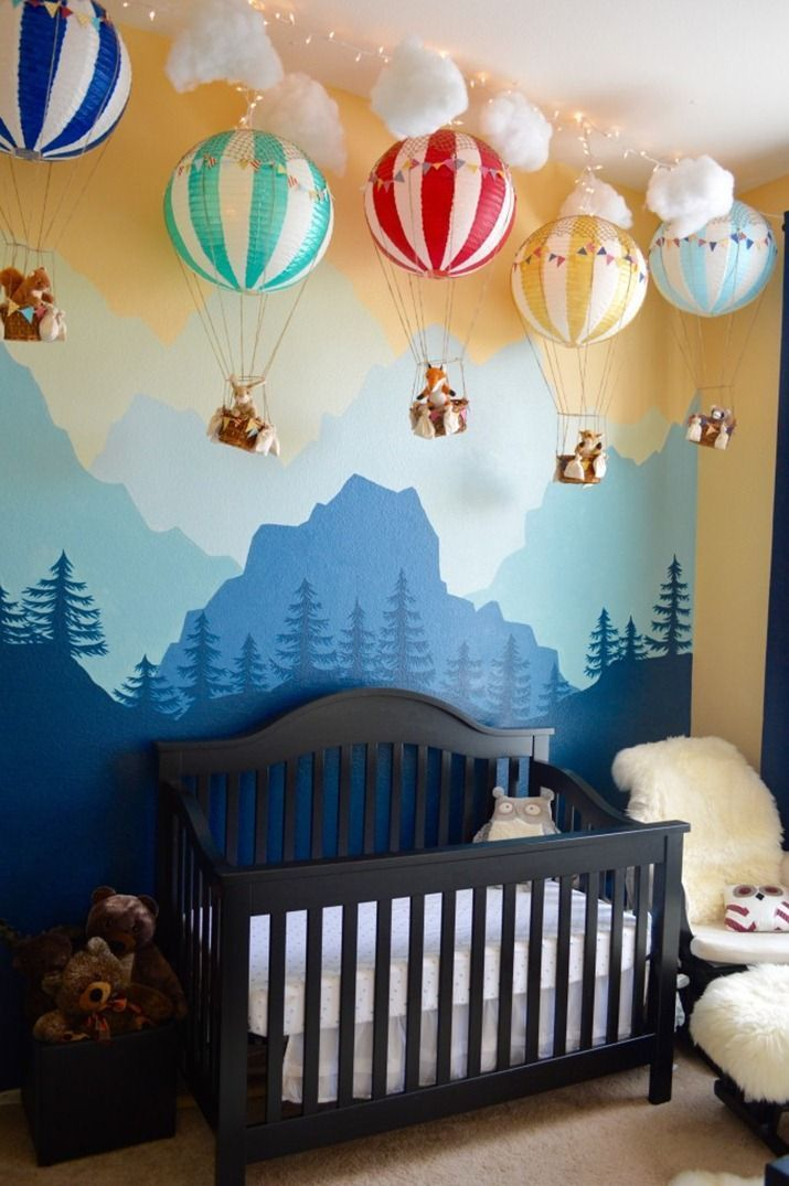 baby room decor baby boy nurseries that knock it out of the park! VWPDDXX