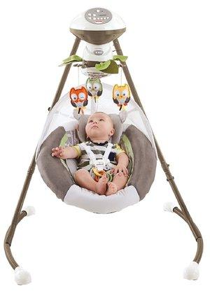 baby swings fisher-price my little snugabear cradle u0027n swing TYBMITW