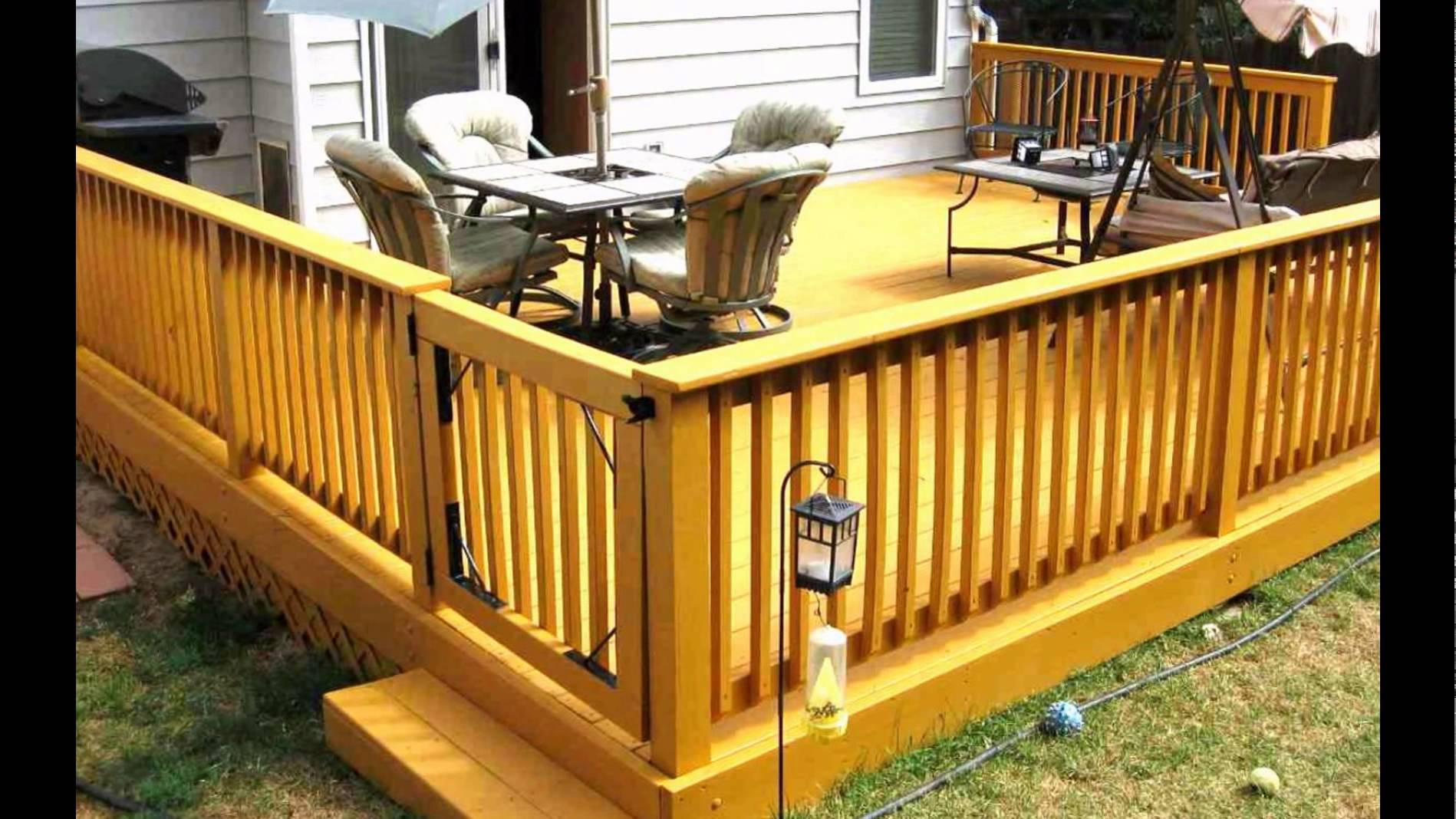backyard deck designs | small deck designs backyard NCQLWLV