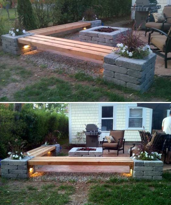backyard patio ideas 20 amazing backyard ideas that wonu0027t break the bank - page 11 XNHGDST