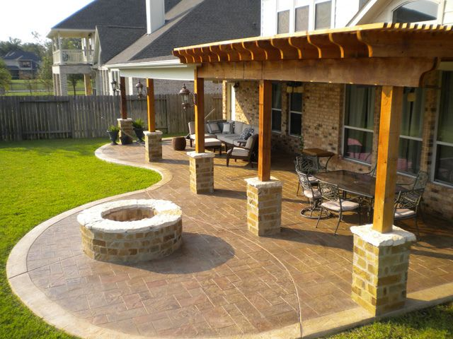 backyard patio ideas beautify your backyard and complete your project by adding a decorative PEHIOYP