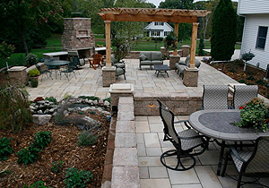 backyard patio ideas ... outdoor-patio-designs ... TLKFCEO