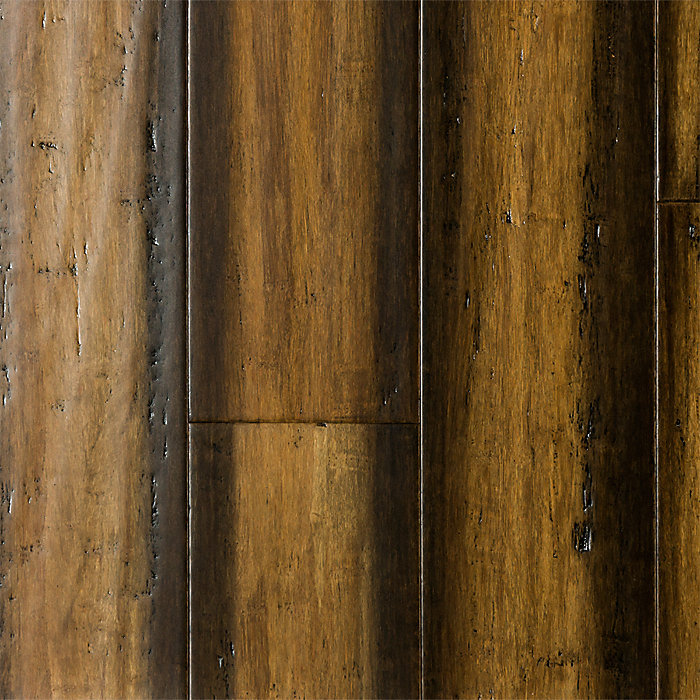 bamboo flooring 3/8 x 5-1/8 engineered cabana gold bamboo LZFLJVI