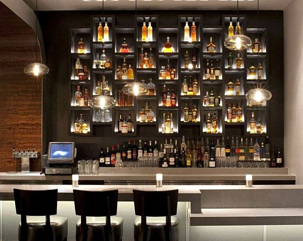 bar design 10 inspiring restaurant bars with modern flair QVCICRD
