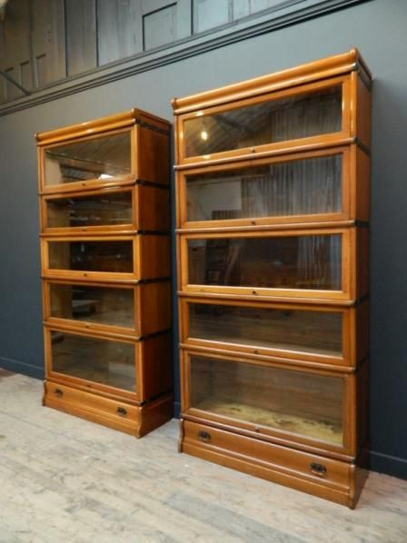 barrister bookcase european antiques : barrister bookcases ONAKLFJ