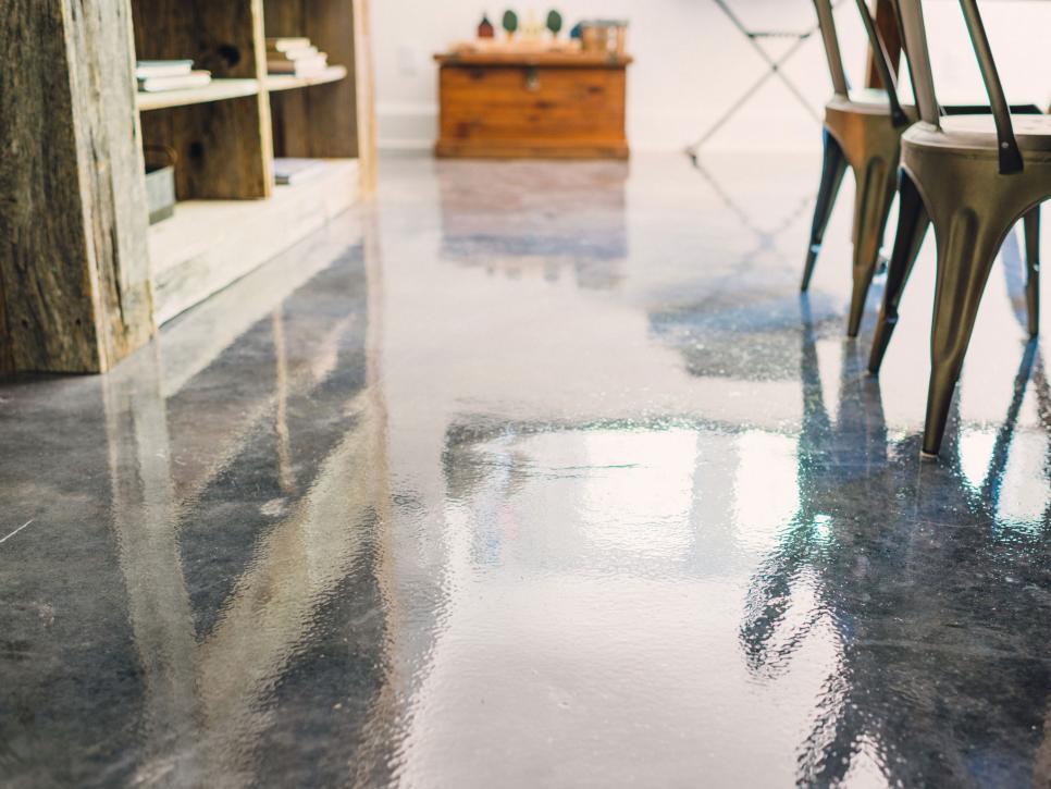 basement flooring ideas - basement flooring pictures | hgtv JNRVQPW