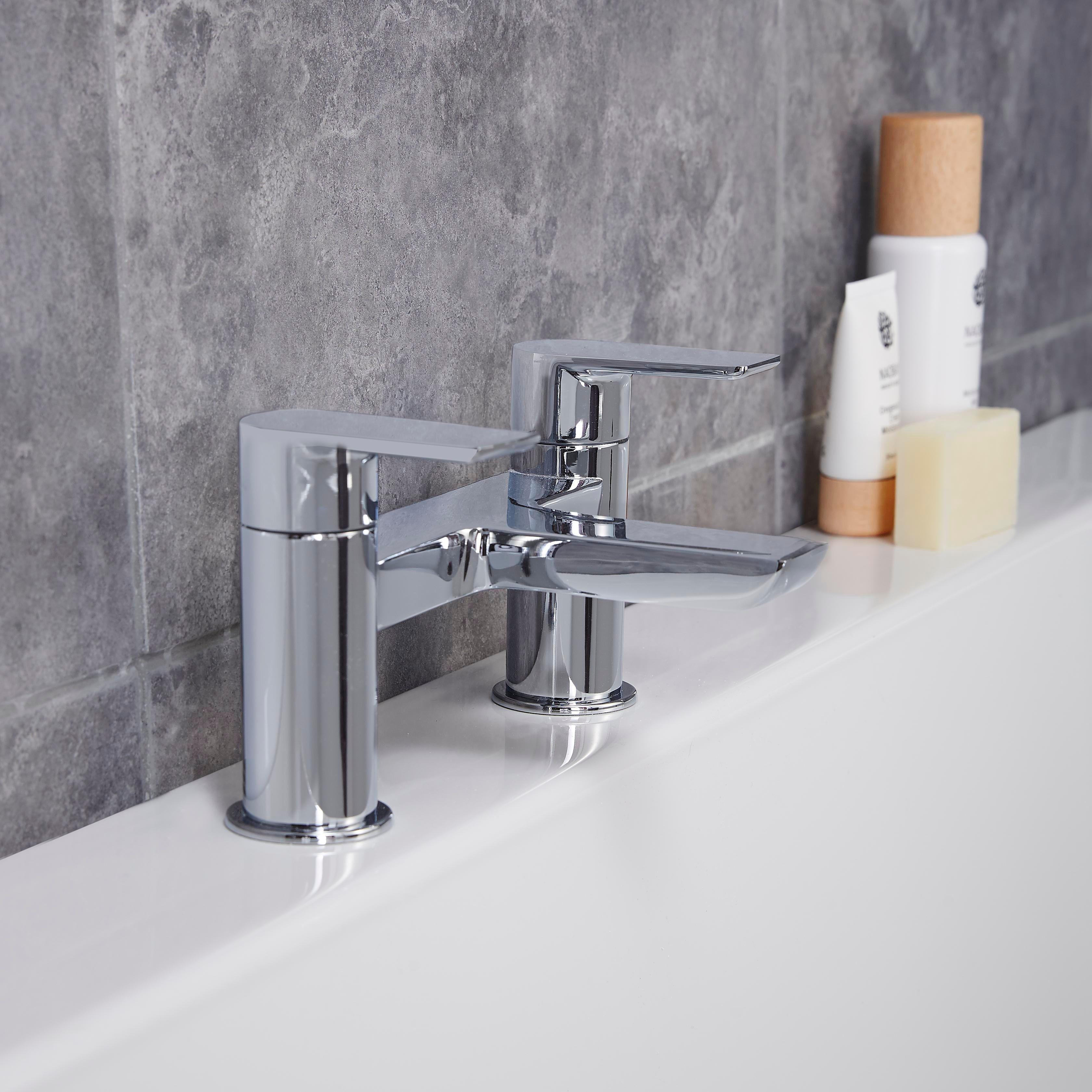 bath taps b-q bathroom tap sets MGQJGFH