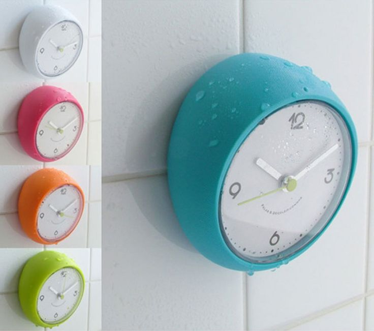 bathroom clocks get a bathroom clock and limit your time spent there! KDARVAM