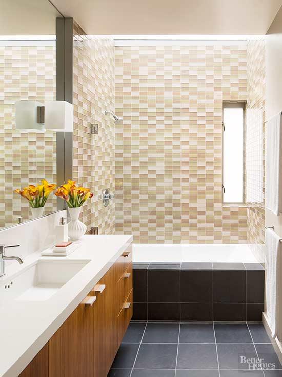 bathroom colors organic leanings AJMAOSC
