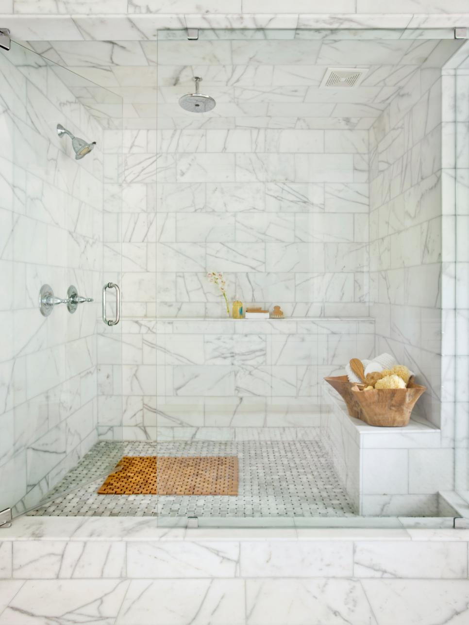 bathroom shower designs | hgtv NFIRTPZ