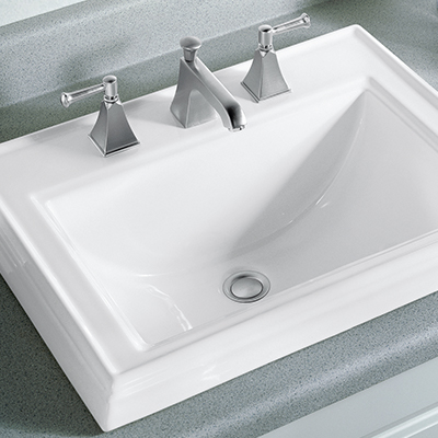 bathroom sinks drop-in sinks CZQTSWO