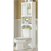 bathroom space saver six cubby space saver 70 ERWCSAS