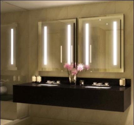 bathroom vanity mirrors with lights bath vanity heated mirror CZWSGVF