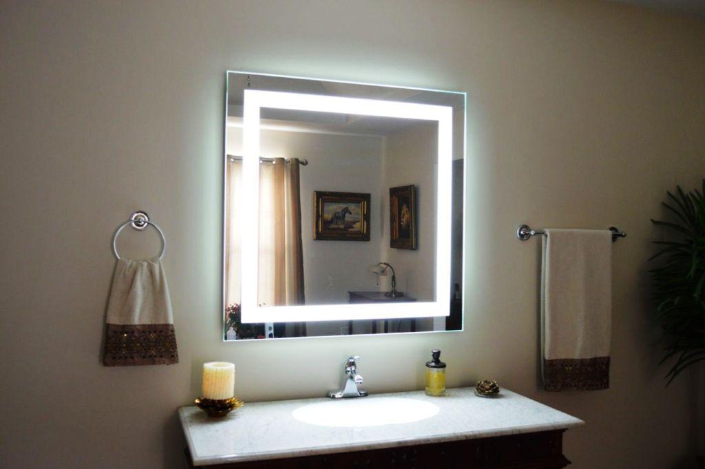 bathroom vanity mirrors with lights bathroom vanity mirror with lights ikea EGFKIQG