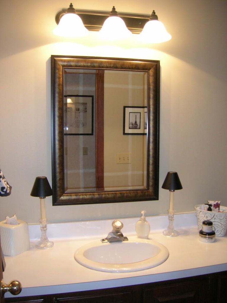 bathroom vanity mirrors with lights looking at the bathroom vanity mirrors - goodworksfurniture LVNWSRO