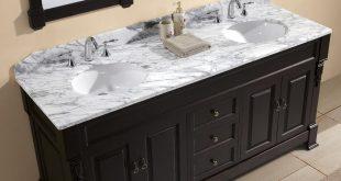 bathroom vanity tops impressive bathroom double vanity tops and 60 vanity top double sink 48 XWLYMEP