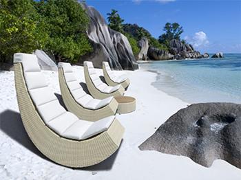 beach furniture DGALOKS