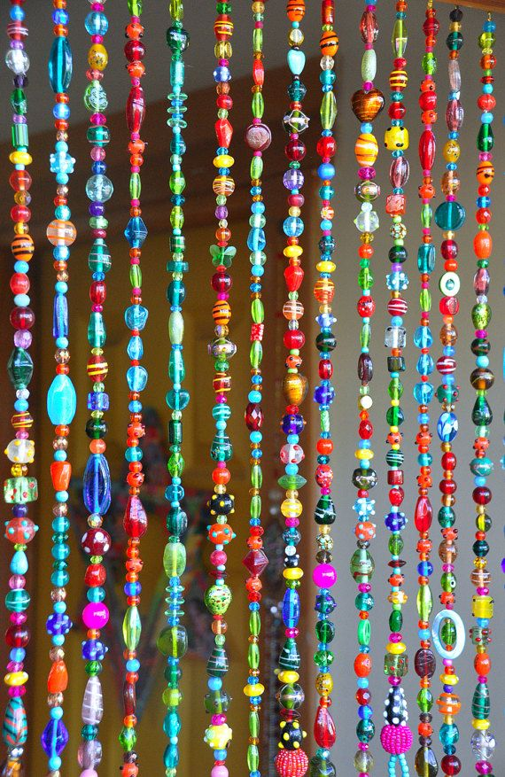 beaded door curtains beaded curtain bead curtain bohemian curtain window SFWDJGI