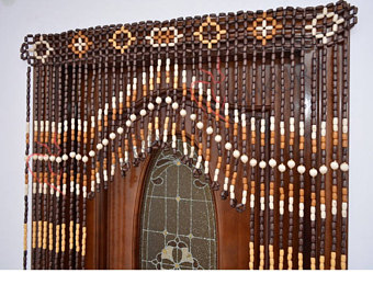 beaded door curtains beaded door curtain decor for living room wood blinds door beads curtains MVNGRWJ