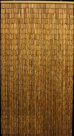 beaded door curtains plain bamboo beaded curtain 90 strands 35 DXTZPWO