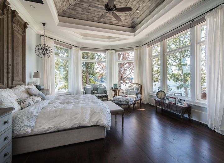beautiful bedrooms gorgeous master bedroom (weber design group via house of turquoise) EIUATXJ
