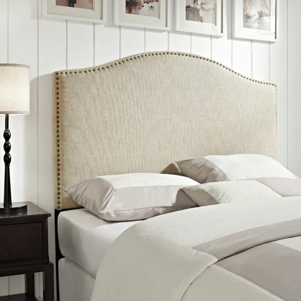bed headboards pesmes upholstered panel headboard XFVLNUU