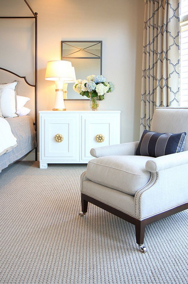 bedroom carpets tailored bedroom design - inspiring neutral bedroom color palette. bria  hammel WPBUDHQ