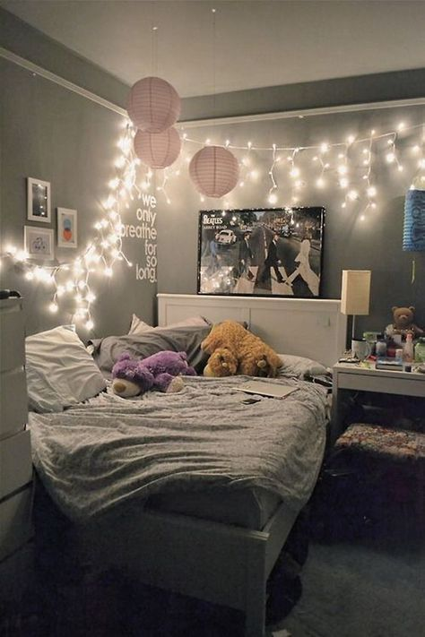 bedroom decor ideas 23 cute teen room decor ideas for girls WKLBYSK