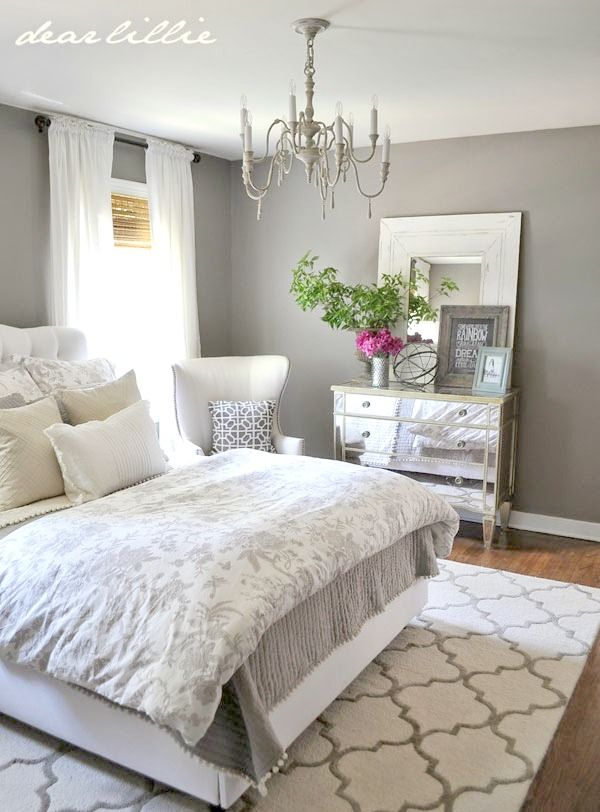 bedroom decor ideas how to decorate, organize and add style to a small bedroom BKWBEGQ