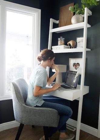 bedroom desk 9 ways to maximize space in a tiny bedroom KMQCKMV