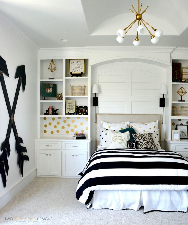 bedroom ideas for teenage girls best 25+ teen girl bedrooms ideas on pinterest | teen girl rooms, DNJXZMO