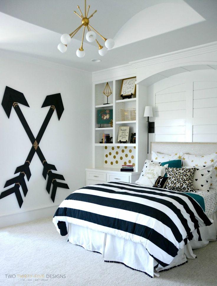 bedroom ideas for teenage girls best 25+ teen girl bedrooms ideas on pinterest | teen girl rooms, UWAACJU