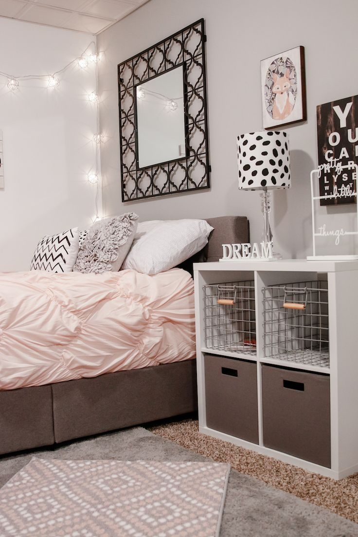 bedroom ideas for teenage girls teenage girlsu0027 bedroom decor should be different from a little girlu0027s AQFVHXN