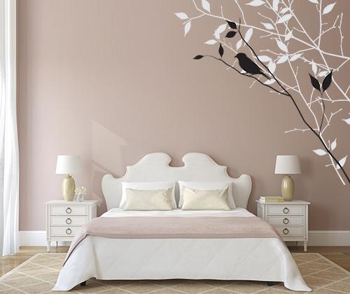 bedroom wall designs HJOTYVO