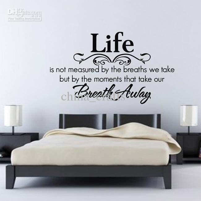 bedroom wall stickers bedroom wall quotes living room wall decals vinyl wall stickers 41x70cm wall ITRDGYA