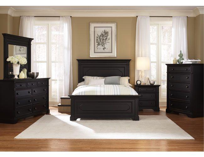 best 25+ black bedroom sets ideas on pinterest | black furniture sets, black RQVLOJV