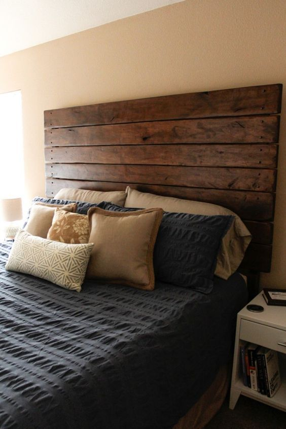 best 25+ diy headboards ideas on pinterest | creative headboards diy, wood BHTWING