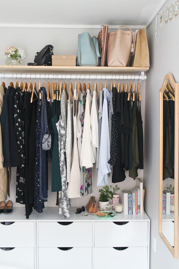 best 25+ diy wardrobe ideas on pinterest | diy closet system, build a EHJVYJI