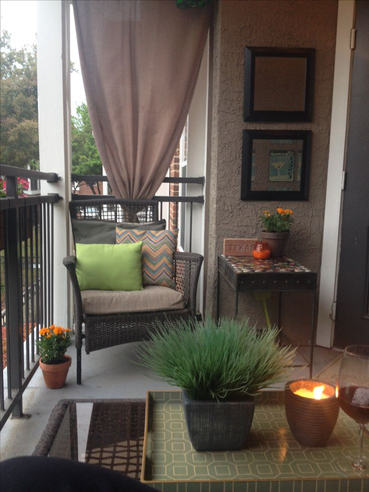 best 25+ small patio decorating ideas on pinterest | apartment patios,  apartment PRIFQIT