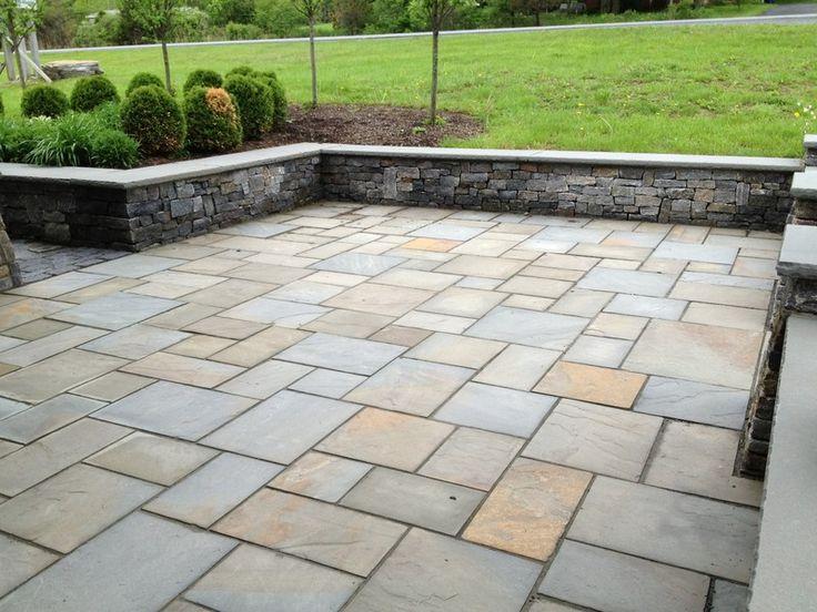 best 25+ stone patios ideas on pinterest | flagstone patio, stone patio BGTDMDW