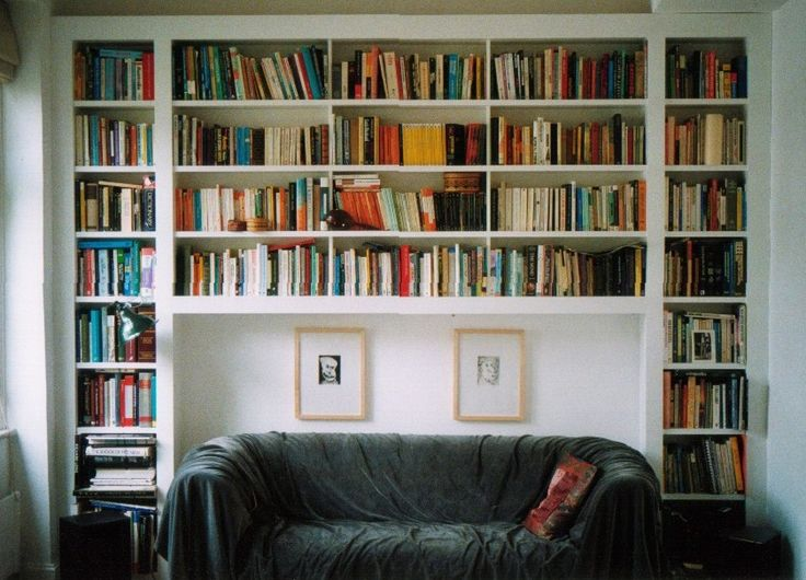 best 25+ wall bookshelves ideas on pinterest | diy wall shelves, office DQOZYHT